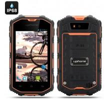 Uphone U5A en Negro y Naranja