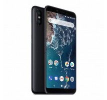 Xiaomi Mi A2 Dual SIM Black 64GB and 4GB RAM