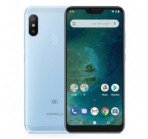 Xiaomi Mi A2 Lite Dual SIM Blue 64GB and 4GB RAM