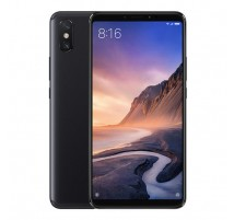 Xiaomi Mi Max 3 Dual SIM Black 64GB and 4GB RAM
