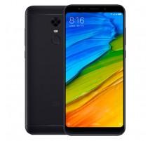 Xiaomi Redmi 5 Plus Dual SIM in Schwarz mit 64GB und 4GB RAM