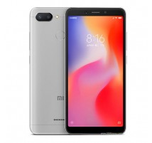 Xiaomi Redmi 6 Dual SIM Cinza de 32GB e 3GB RAM