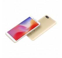 Xiaomi Redmi 6A Dual SIM Gold 16GB and 2GB RAM