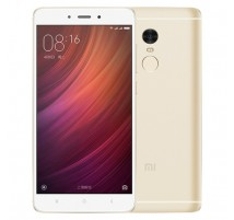 Xiaomi Redmi Note 4 Dual SIM in Gold mit 64GB und 4GB RAM
