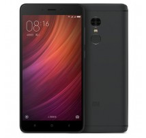 Xiaomi Redmi Note 4 Dual SIM Black 64GB and 4GB RAM