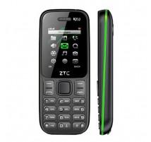 ZTC B200 Double SIM Noir et Vert
