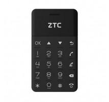 ZTC Cardphone en Negro (G200)