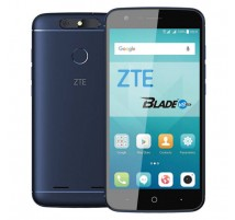 ZTE Blade V8 Lite Dual SIM Blue 16GB and 2GB RAM
