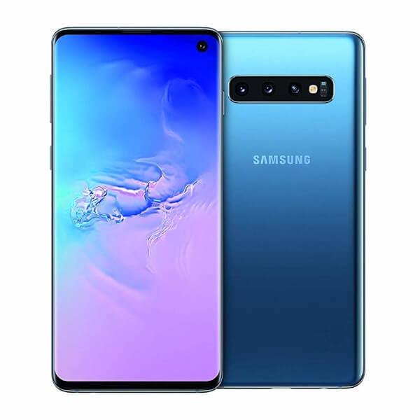 Samsung Galaxy S10 Dual SIM Prism Blue 128GB and 8GB RAM - SM-G973F/DS  (8801643856922) | Movertix Mobile Phones Shop