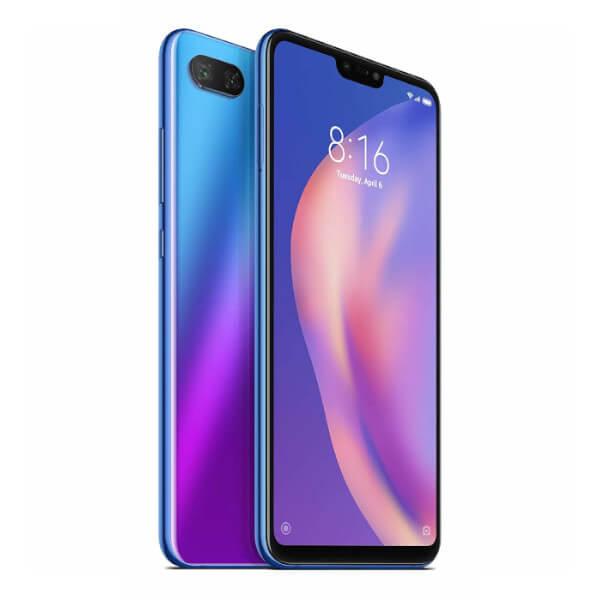Xiaomi Mi 8 Lite Dual SIM Azul de 128GB e 6GB RAM